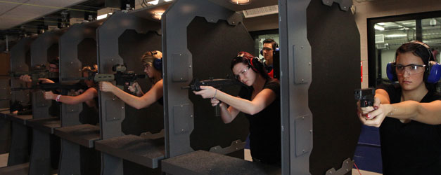 Hand Gun and CCW training in Las Vegas